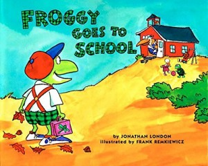 froggygoestoschool
