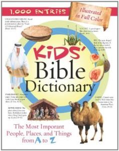 kidsbibledictionary