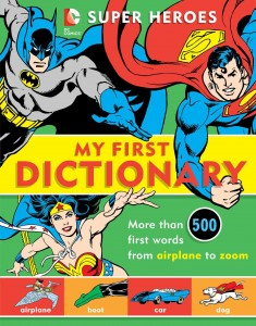 superheroesmyfirstdictionary