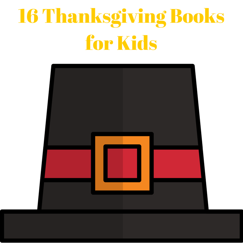 16 Board & Picture Books for Thanksgiving (1)