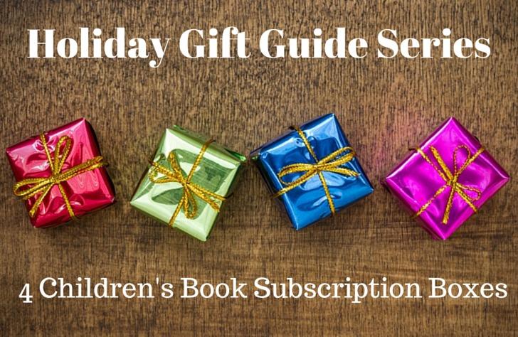 4 Children's Book Subscription Boxes