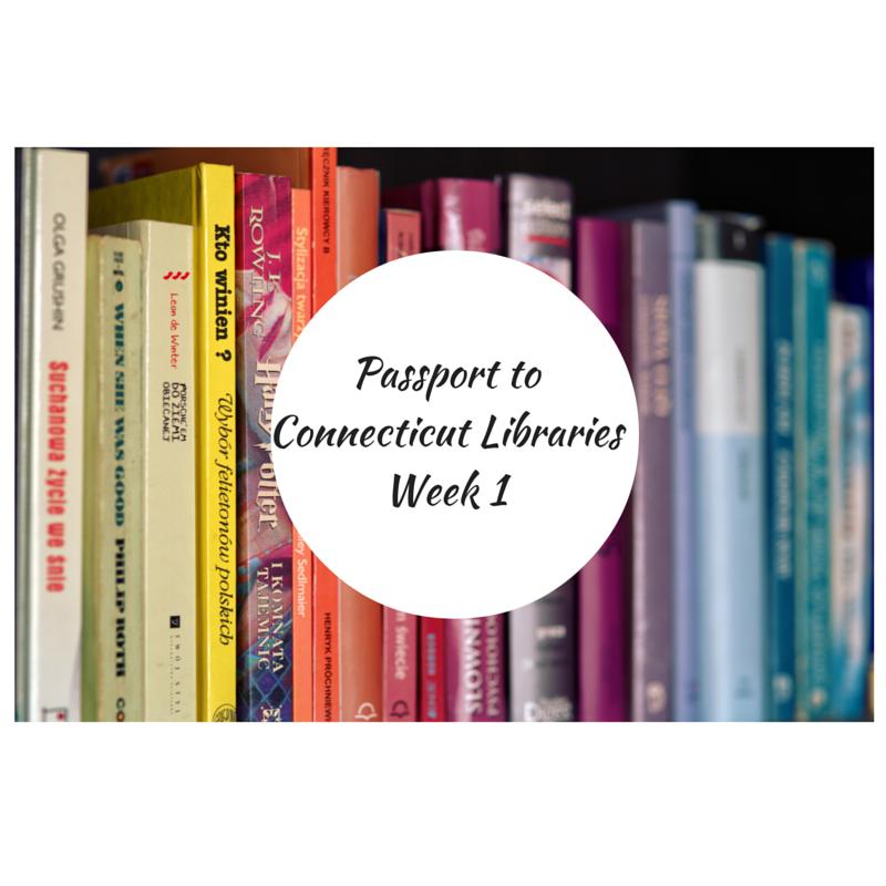 Passport to CT LibrariesWeek 1