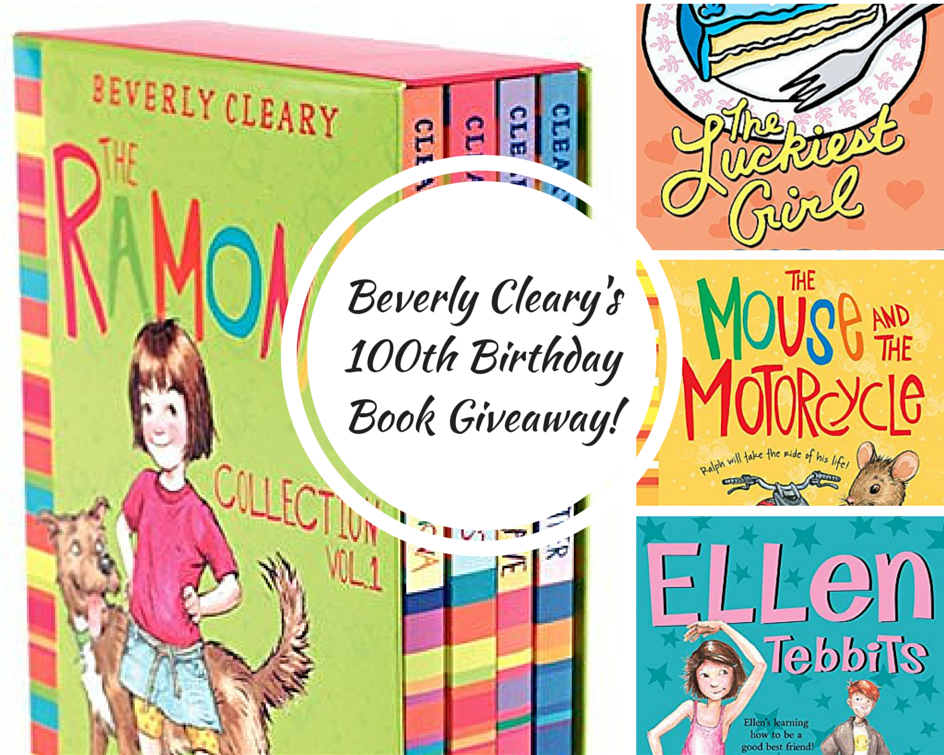 beverlycleary100thbirthday