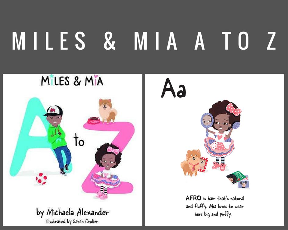 miles & Mia A to Z