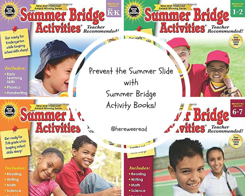 Prevent the Summer SlidewithSummer Bridge Activity Books!