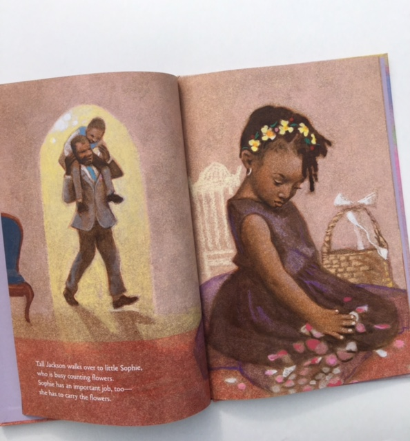 wedding book for kids