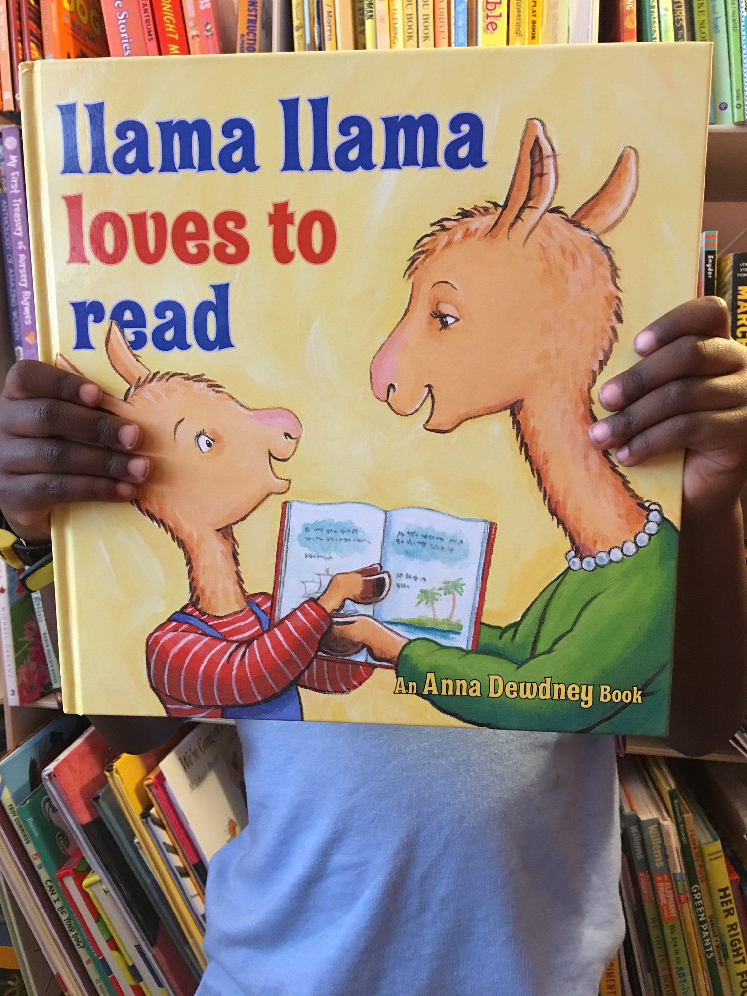 Llama Llama Loves to Read Blog Tour