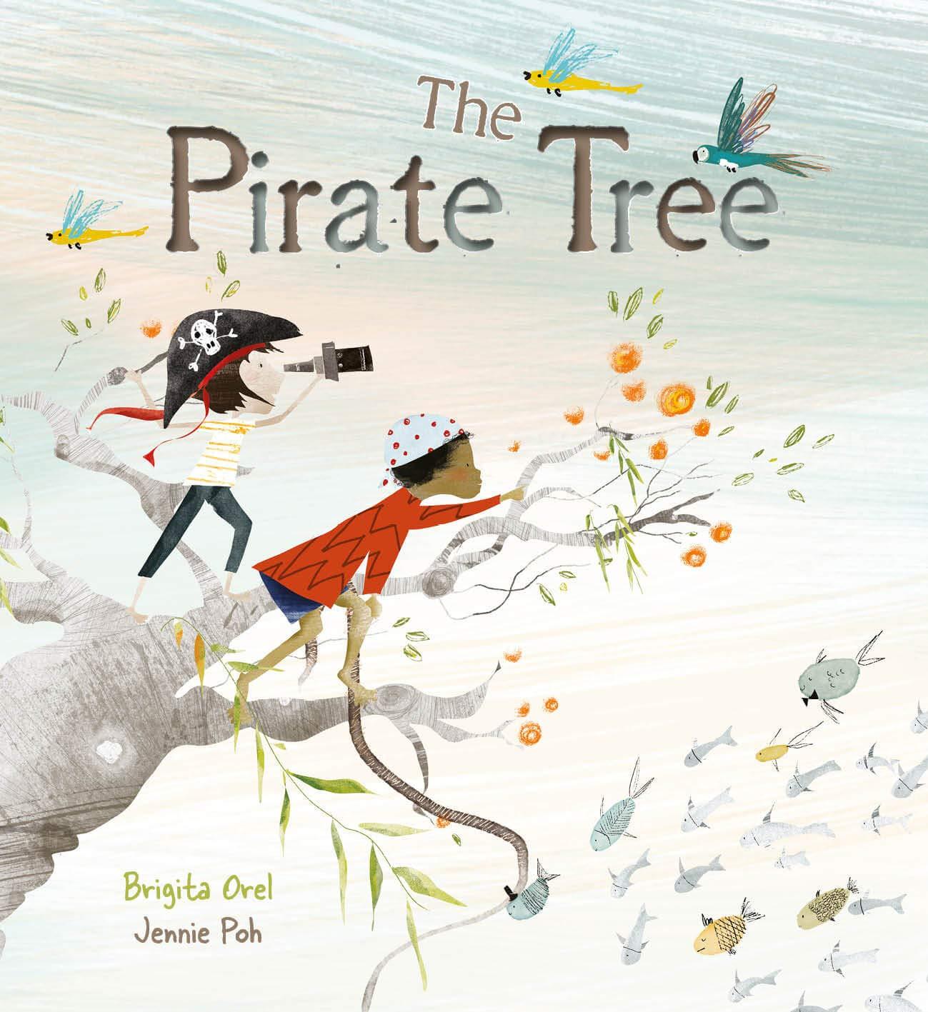 the pirate tree